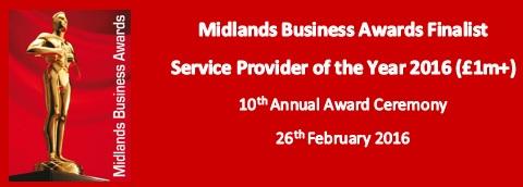 AndyLoos Best Of Midlands Awards.