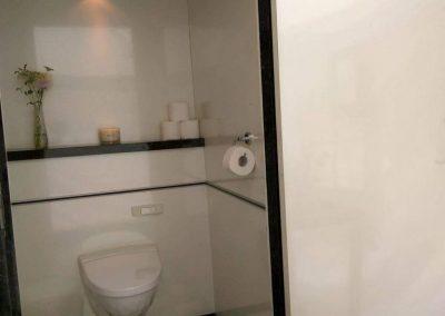 Glamping Toilet