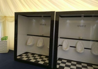 Alvac Urinals