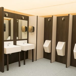 doorchester modular toilet