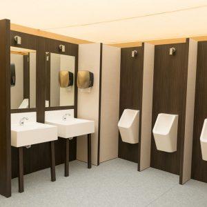 doorchester modular toilet