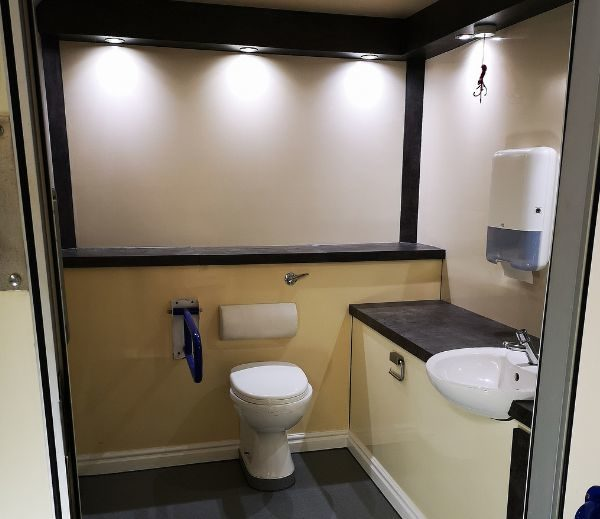 Luxury Disabled Toilet Unit Andyloos